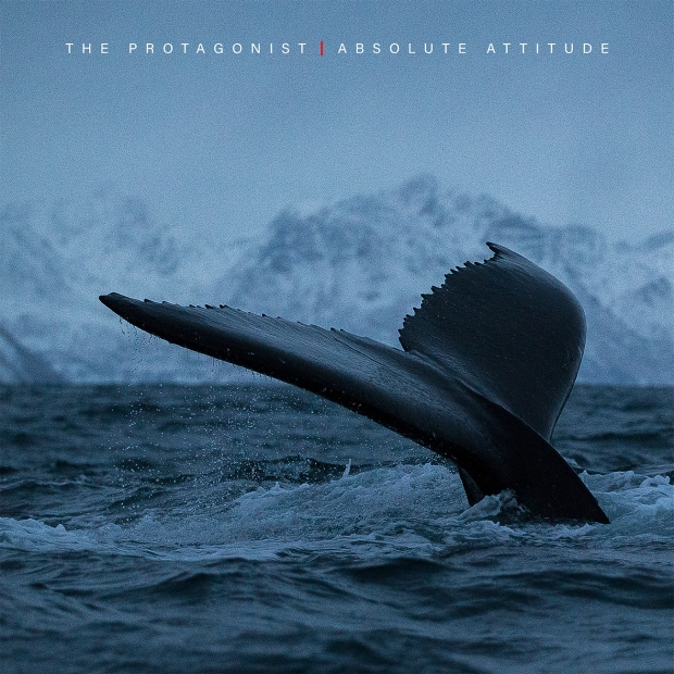 The Protagonist - Absolute Attitude (Album Cover)